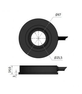 Sensore di velocità concentrico - B