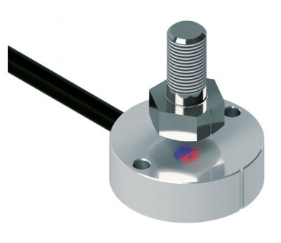 Hall-effect angle sensors with external magnet