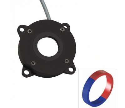 Hall-effect SIN-COS sensors - concentric mounting